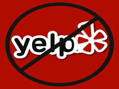 Yelp for business owners is a scam