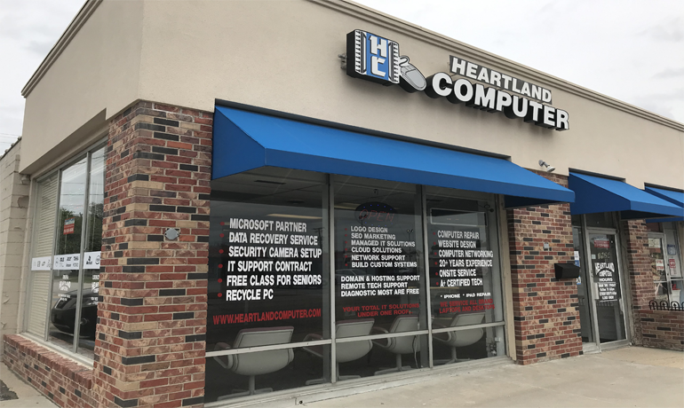 Heartland Computer - Council Bluffs