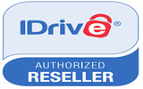 iDrive Authorized Reseller