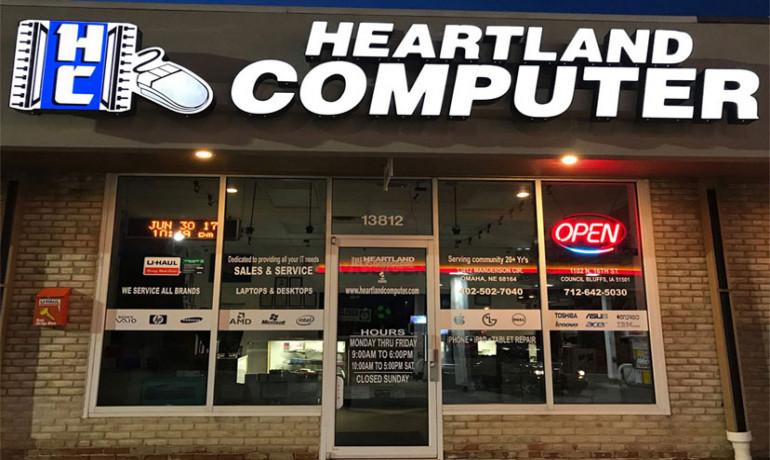 Heartland Computer - Omaha, NE