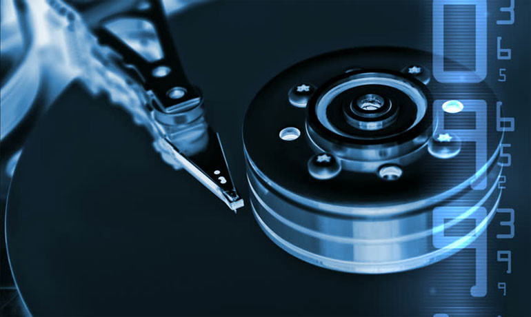 Data Backup in Hard Drive