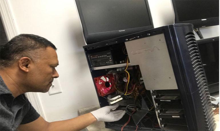 Desktop Repair