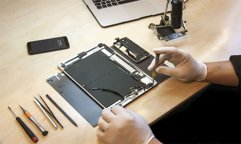 Tablet and Ipad Repair Service